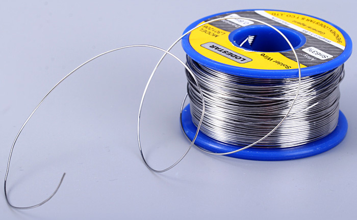LODESTAR L301206 0.6mm Solder Wire with Rosin