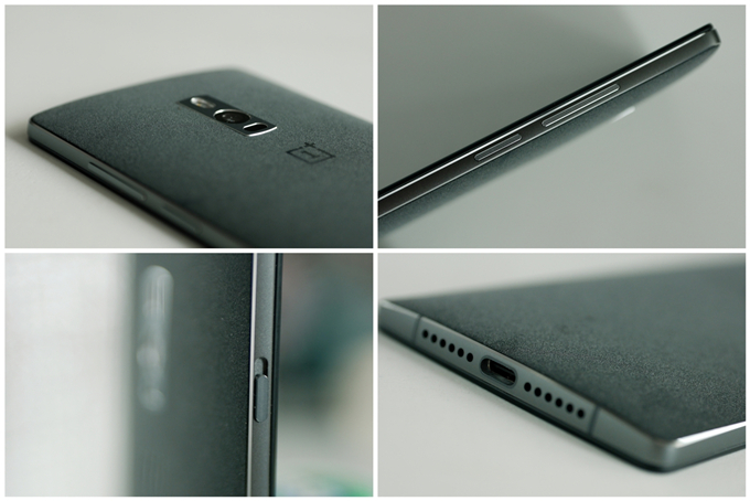 5.5 inch ONEPLUS TWO FHD Screen Corning 3 Gorilla Glass Android 5.1 Lollipop 4G Phablet with Qualcomm Snapdragon 810 64bit Octa Core 4GB RAM 64GB ROM