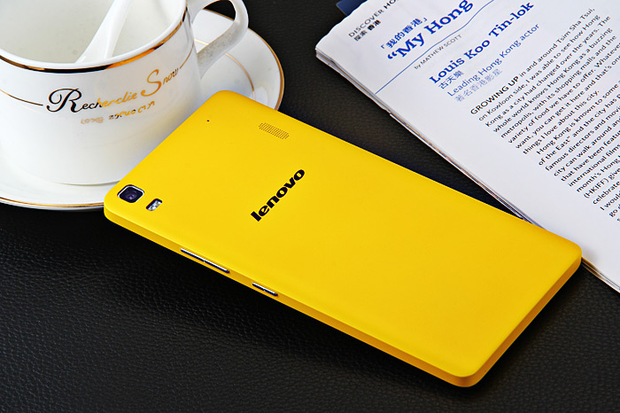 Lenovo K3 Note (k50-t5) Android 5.0 Smartphone 4G LTE Phablet 5.5 inch FHD IPS Screen MTK6752 64bit 1.7GHz Octa Core 2GB RAM 16GB ROM 5.0MP + 13.0MP