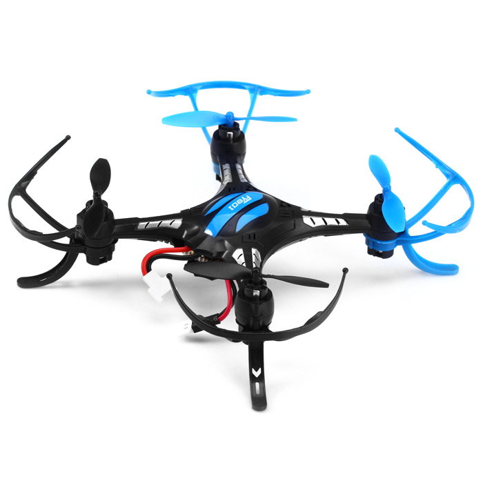 FY801 3D Inverted Flight RC 2.4G 4CH with 6 Axis Gyro Quadcopter