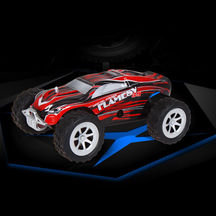 Wltoys A999 2.4G 2WD 1/24 RC Racing Car
