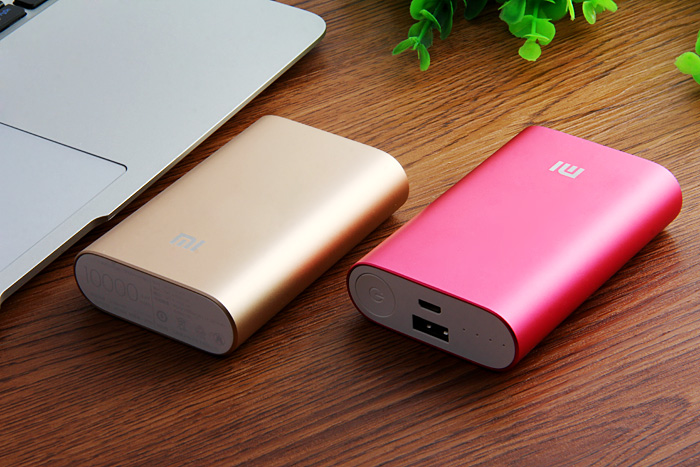 Have xiaomi pocket 10000mah mobile power bank never saw