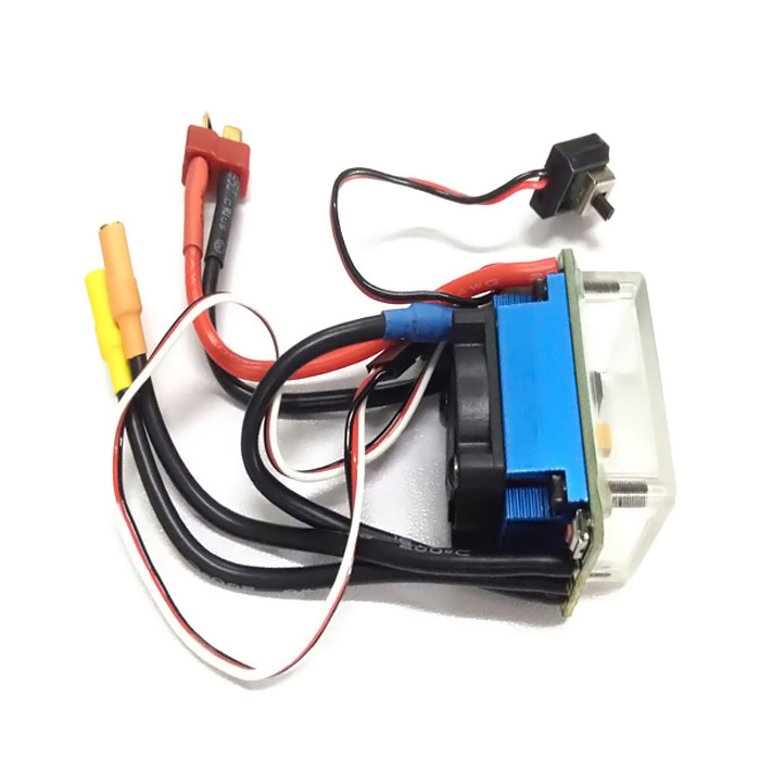 Extra Spare Brushless ESC Fitting for Wltoys L959 L202 RC Racing Car L959 - P - 03