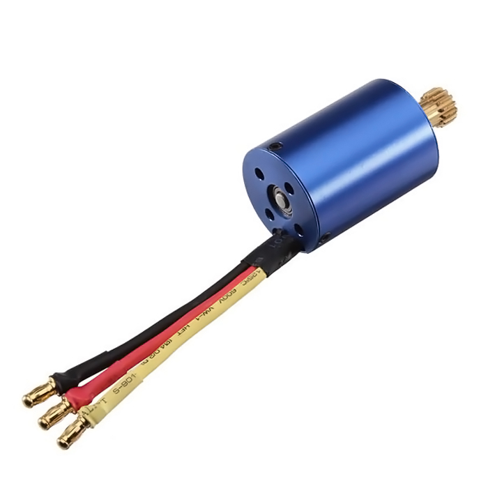 Extra Spare Brushless Motor Fitting for Wltoys L959 L202 RC Racing Car L959 - P - 02