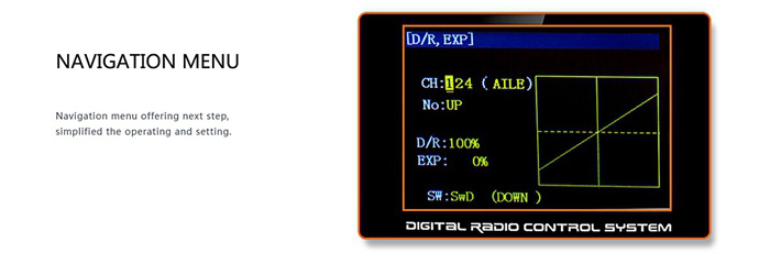 RadioLink AT9 2.4GHz 9CH Transmitter with R9D 9CH Receiver Mode 2 Kit
