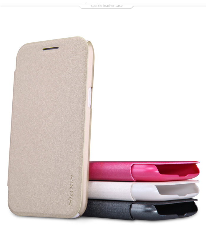 Nillkin PU and PC Material Solid Color Cover Case for Samsung Galaxy J1