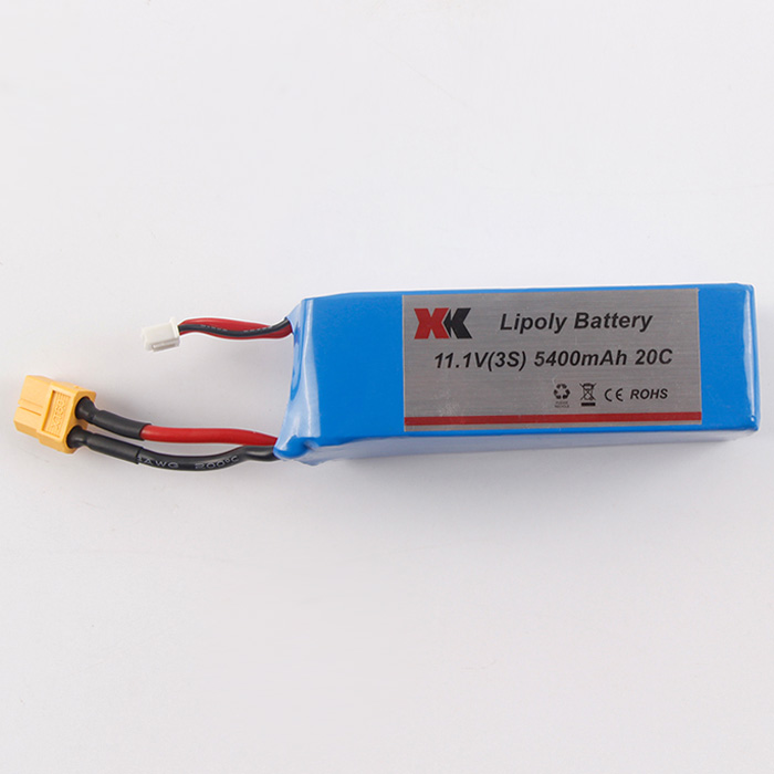 XK Detect X380 5400mAh 11.1V 20C Battery RC Quadcopter Spare Part