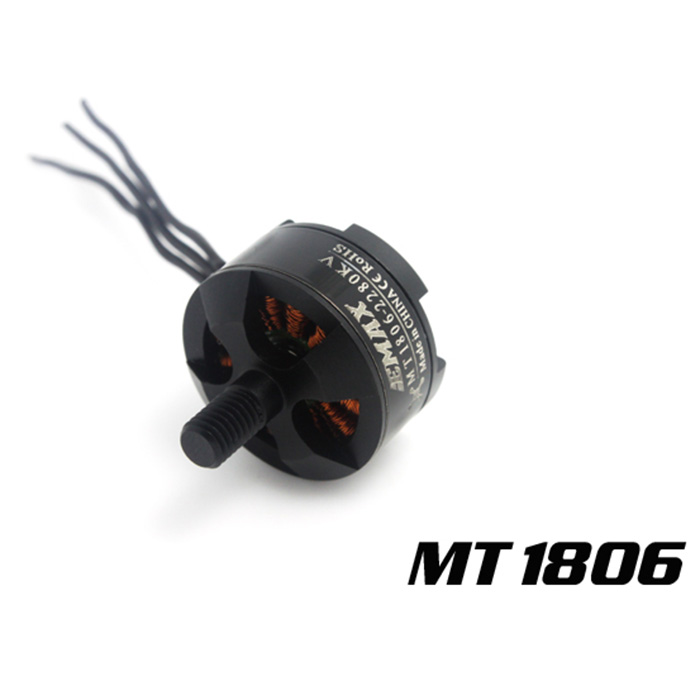 EMAX MT1806 2280KV Brushless CCW Motor for RC DIY Multicopter
