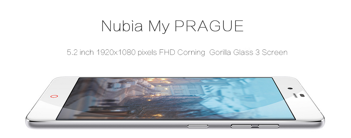 zte nubia my prague elite your project and