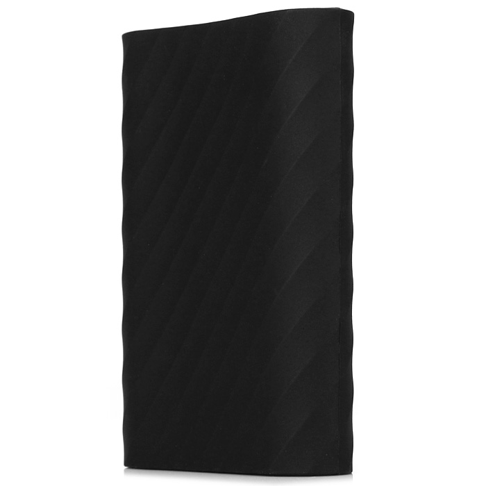 Original Xiaomi Solid Color Protective Rubber Case for 10000mAh Mobile Power Bank