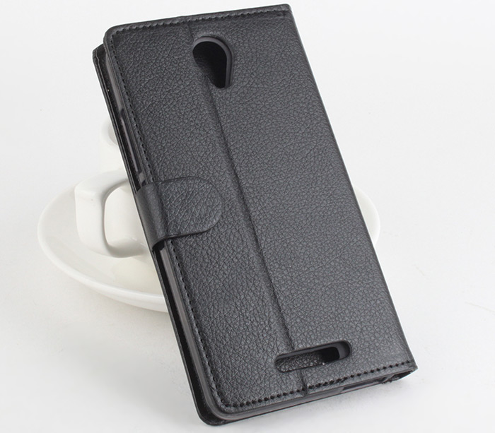 Practical Leather Phone Full Boby Cover Case with Card Slot Stand Function for XiaoMi RedMi Note 2