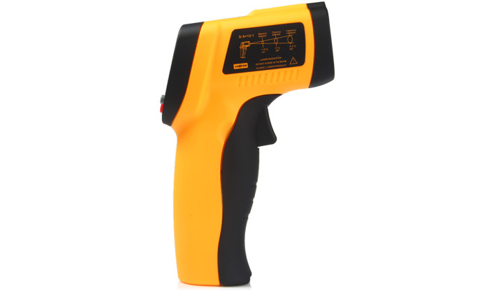 Benetech GM300 Infrared Thermometer Digital Laser Point with LCD Display Auto Power Off Function