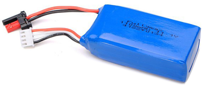 FX070C FX070C - 22 11.1V 1100mAh Battery RC Helicopter Spare Part