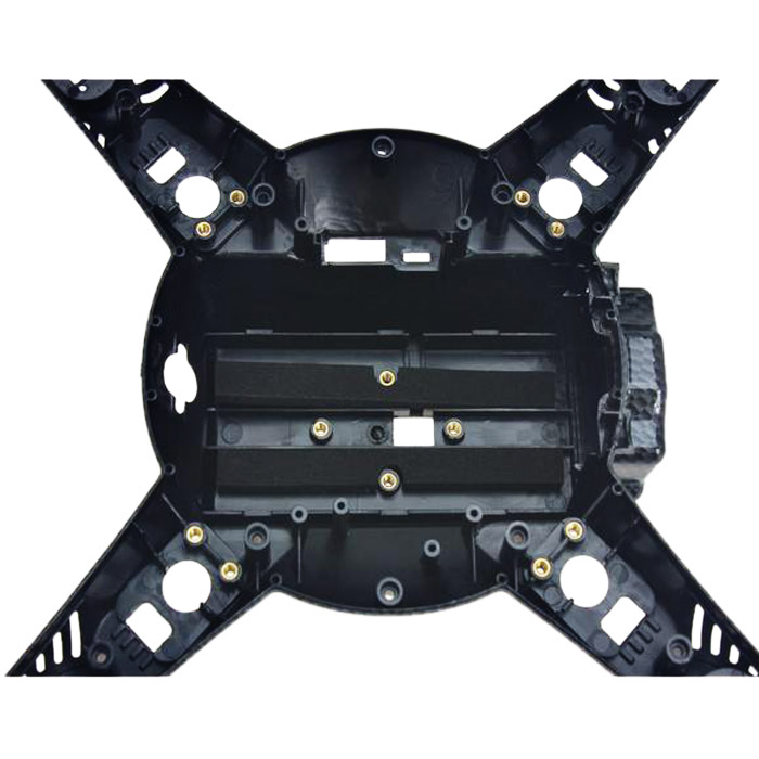 XK Lower Upper Body Shell Spare Parts for X380 X380A X380B X380C RC Quadcopter