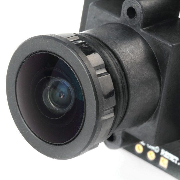 2.1mm Lens HD 700TVL CCD OSD D-WDR PCB Tiny Wide Angle Camera for FPV DIY