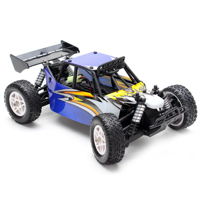 Yikong 1/18th Scale Brushless Electric Desert Buggy TROO - E18DB BL - V1 RC Car US Plug