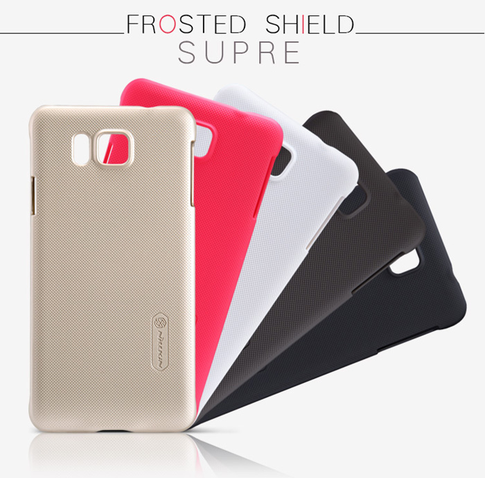 Nillkin Hard PC Material Back Cover Case with Frosted Surface for Samsung Galaxy Alpha G850F