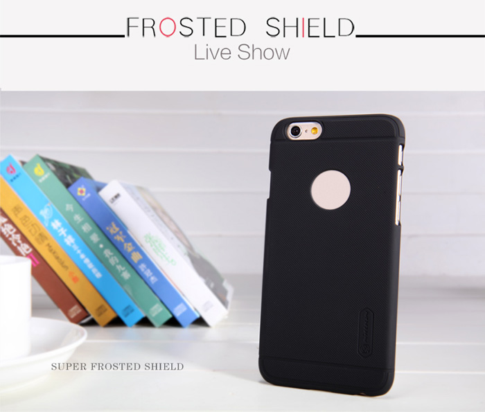 Nillkin Hard PC Material Back Cover Case with Frosted Surface for iPhone 6 - 4.7 inch