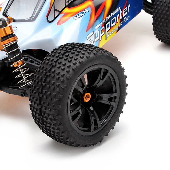 SST 1937T2 - RTR 1 / 10 4WD RC Racing Buggy