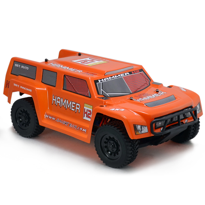 SST 1933RTR 1 : 10 Scale 4-wheel Drive Remote Control Hammer Car with 3300KV Brushless Motor
