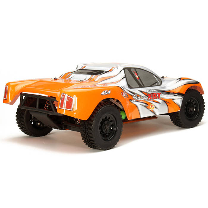 SST 1931RTR 1 : 10 Scale 4-wheel Drive Remote Control Short-truck with 3300KV Brushless Motor
