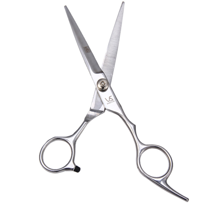 Professional Stainless Steel Grooming Hair Cutter Straight Scissors