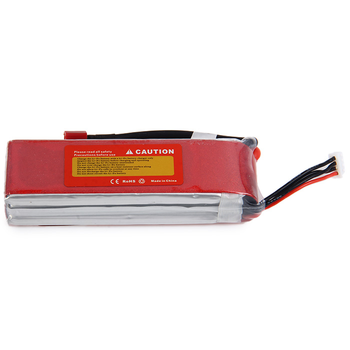 ZOP Power 11.1V 2800mAh 30C Lipo Battery T Plug