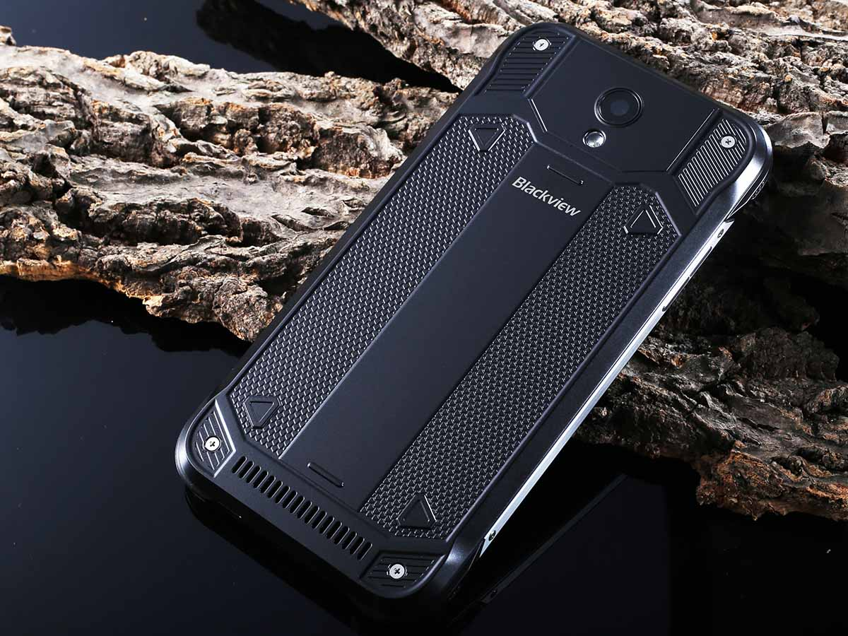 Blackview BV5000 Android 5.1 4G Smartphone 5.0 inch IPS Screen MTK6735 64bit Quad Core 2GB RAM 16GB ROM