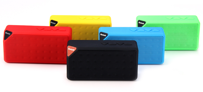 Cube X3 Inalámbrico Mini Bluetooth V2.1 Altavoz