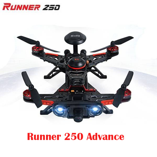 Walkera Runner 250 Advance Drone 5.8G FPV GPS System with 1080P HD Camera Racing Quadcopter