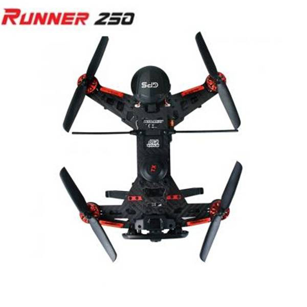 Walkera Runner 250 Advance Drone 5.8G FPV GPS System OSD with 1080P HD Camera Racing Quadcopter