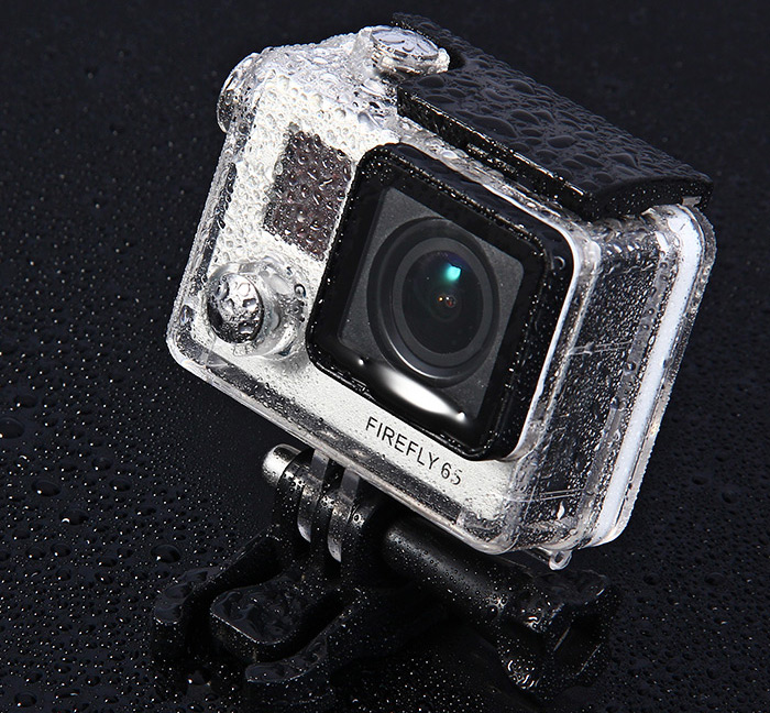 30m Waterproof Case Diving Protective Housing for FIREFLY 5S / 6S Action Camera Camcorder