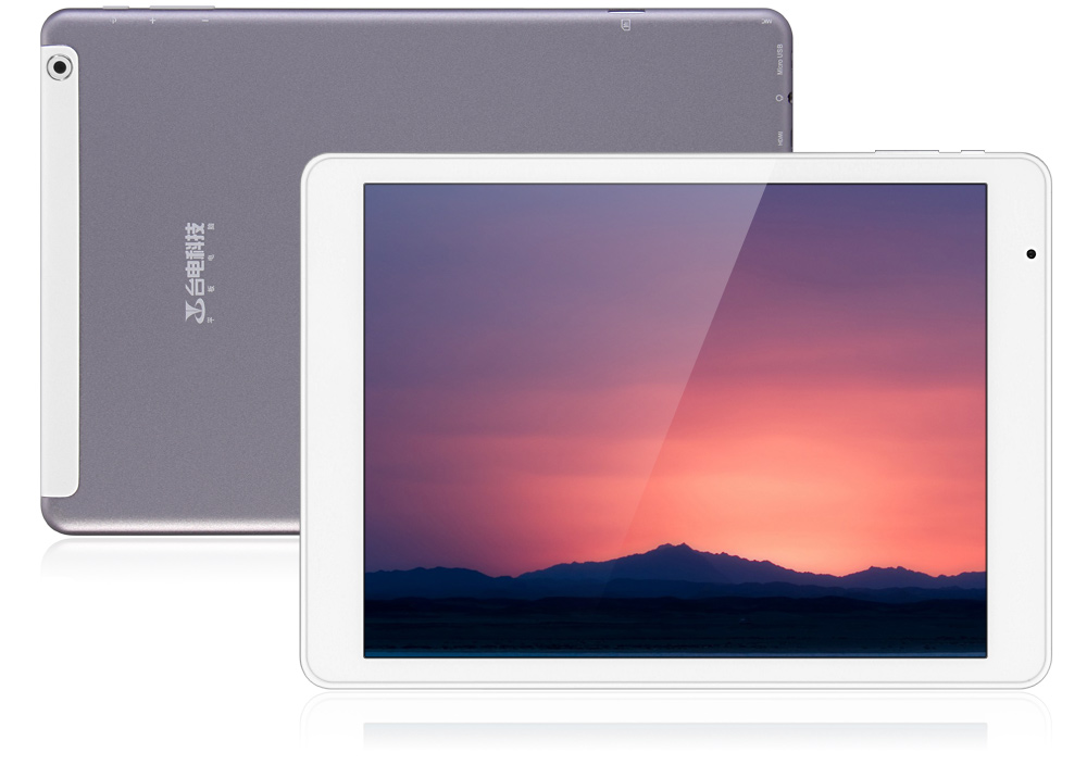 Teclast X98 Pro Windows 10 + Android 5.1 Tablet PC Intel X5-Z8500 Quad Core 1.44GHz 9.7 inch IPS Screen 4GB RAM 64GB ROM WiFi OTG Bluetooth HDMI Functions