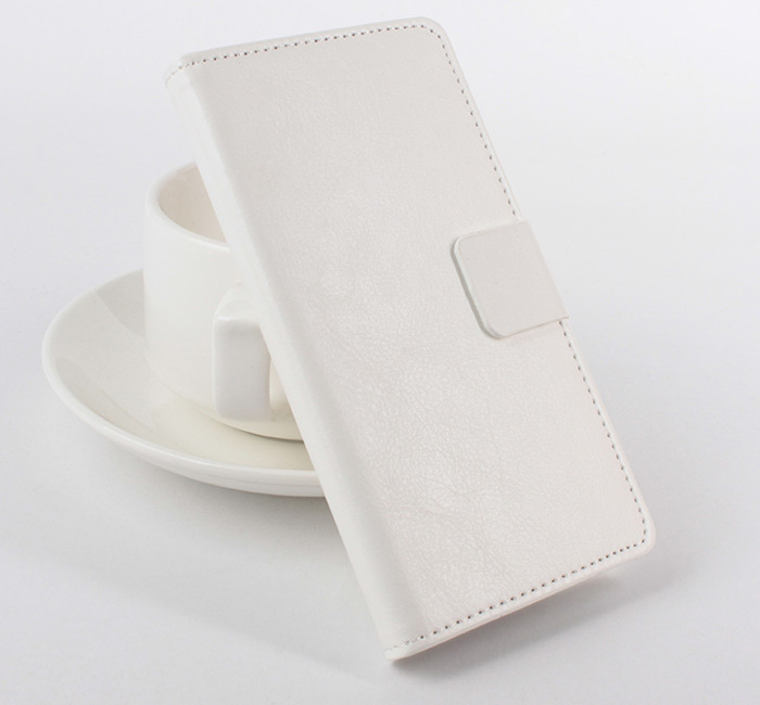 New Design Leather Material Cover Case for DOOGEE Y100X