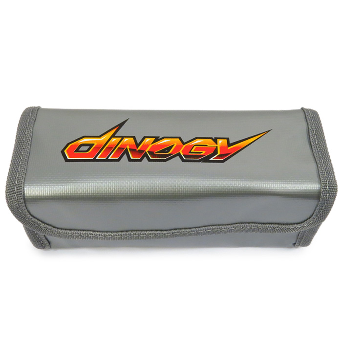 DINOGY Lipo Battery Explosion-proof Fire-proof Bag for Workshop Home Security