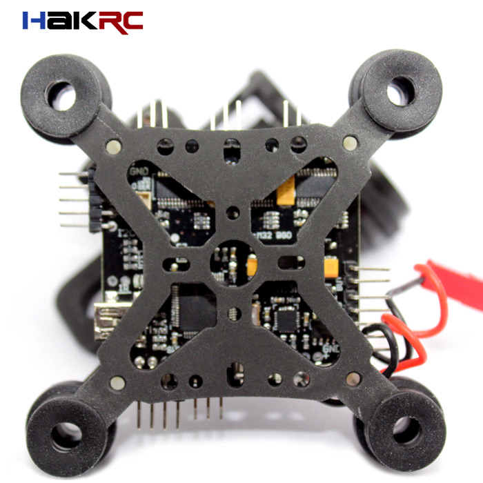 HAKRC Storm32 Alloy 3 Axis Brushless Gimbal Gopro3  / Gopro4 FPV Accessory