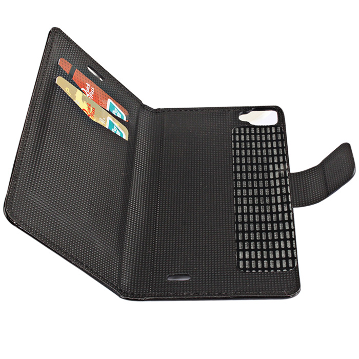 Durable Material Protective Case with Card Holder and Stand Function for DOOGEE F3 PRO
