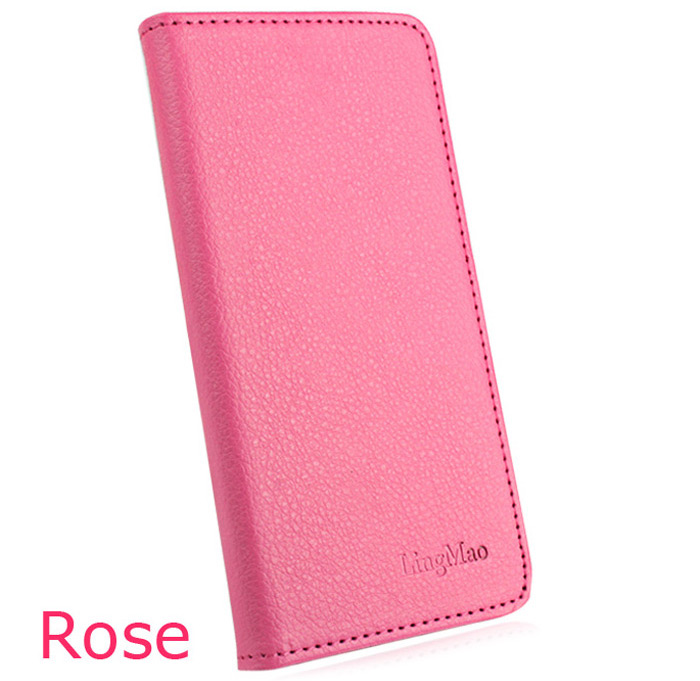 New Design TPU and Leather Material Cover Case for LENOVO VIBE P1