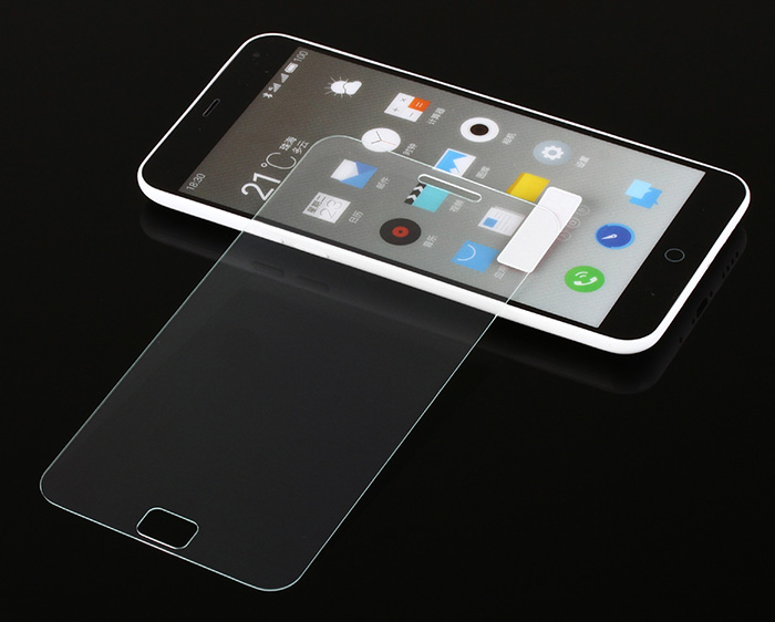 ASLING 2.5D Arc Design 0.26mm 9H Tempered Glass Screen Protector for MEIZU MX4 PRO
