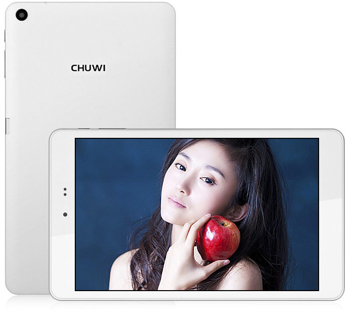 8 inch Chuwi Hi8 Android 4.4 + Win10 Tablet PC Intel Z3736F Quad Core 2.16GHz WUXGA IPS MagicColor Panel Screen with 2GB RAM 32GB ROM Cameras OTG FM Functions