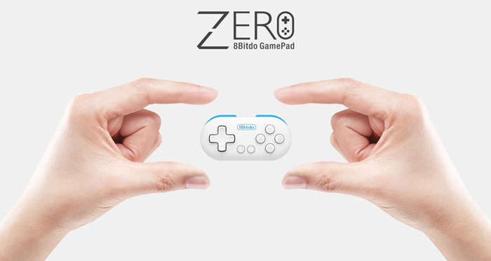 8Bitdo Zero Mini Lightweight Wireless Bluetooth V2.1 Game Controller Gamepad