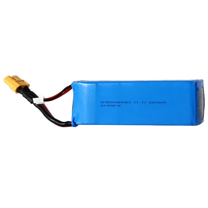XK X350 Quadcopter Accessory 11.1V 2200mAh Battery X350 - 015