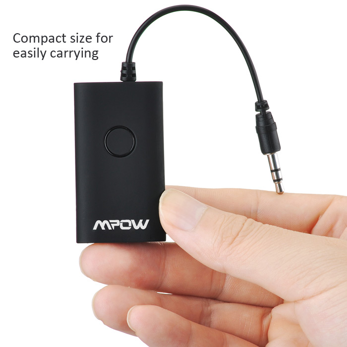 MPOW Streambot Pro Bluetooth FM Transmitter Receiver-22.99 and ...