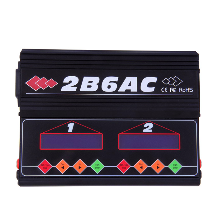 2B6AC Balance Charger Multicopter Rotor Accessory