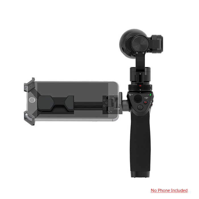 DJI OSMO Integrated Intelligent Handheld Gimbal with HD 4K X3 Camera Advanced Stabilization