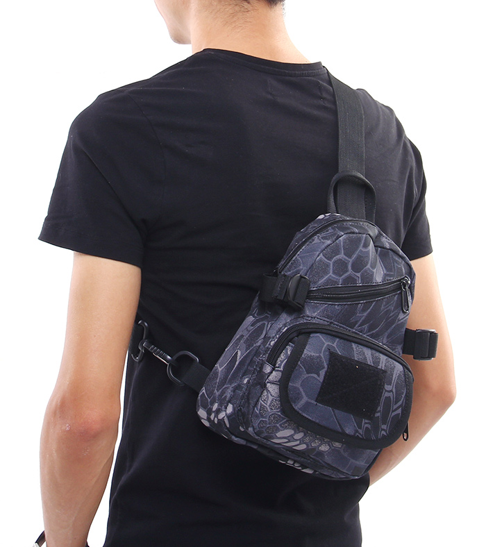 Casual Chest Bag Single-shoulder Outdoor Sports Climbing Supplies