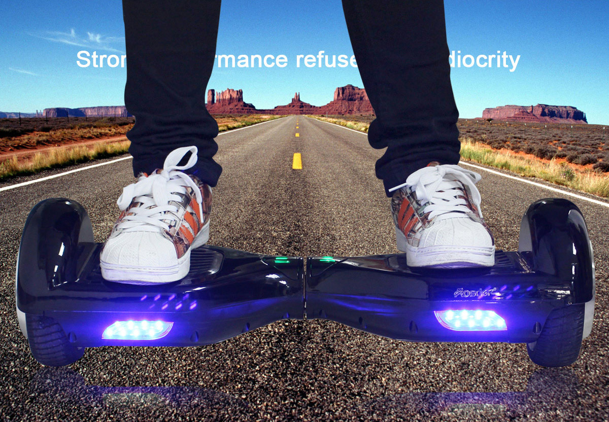 Balance Scooter With 4400mah Battery 269 99 And Free