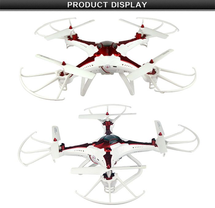 SJ T40CW 2.4GHz 4CH RC Quadcopter WIFI Real-time Transmission with 1.5MP Camera