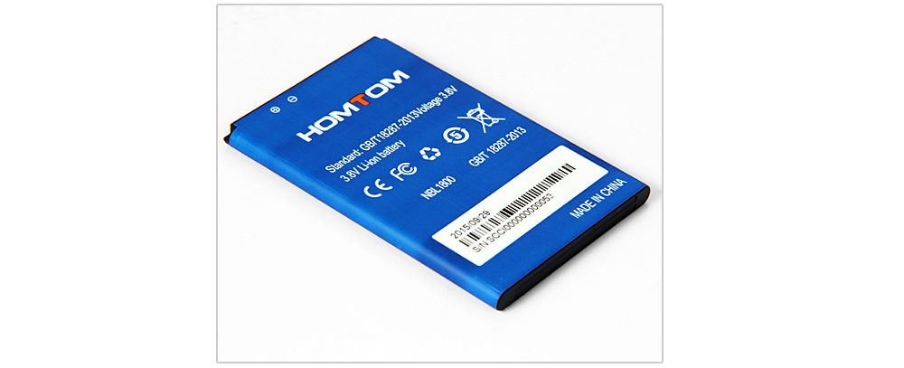 HOMTOM HT5 5.0 inch 4G Smatphone Android 5.1 MTK6735 64bit Quad Core 1.0GHz GPS Hotknot 16GB ROM