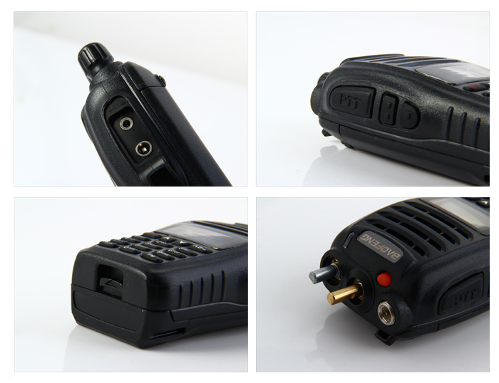 BAOFENG UV-B5 UHF / VHF Walkie Talkie 99-Channel Transceiver